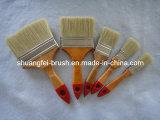 Farben-Bürste, industrielle Bürsten, Bürste, Anstrich, Rolle, Plastikbürste, Heizfaden, hölzerne Bürste, Borste
