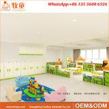 La venta preescolar usada venta al por mayor de la cabina de visualización de los muebles de la guardería embroma los muebles