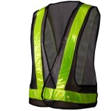 Het beste verkoopt het Kleurrijke Standaard Weerspiegelende Vest Van uitstekende kwaliteit van de Kleding van de Veiligheid