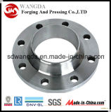 Pn16 forjou flanges Wn Sch160 Xs do aço de carbono