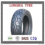 hoher Gummimotorrad-Reifen der prozent-6pr und Gefäß (3.00-18)