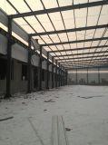 Oficina clara certificada da construção de aço