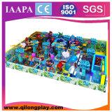 Спортивная площадка темы космоса коммерчески крытая (QL-050)