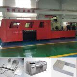 Fabricantes da máquina de estaca do laser da fibra do aço inoxidável de aço de carbono do GS