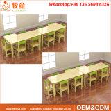 학교를 위한 Plyood 아이들 의자와 테이블 학교 가구