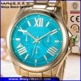 De Polshorloges van de Manier van het Horloge van het Kwarts van de Vrouwen van de douane voor Dames (wy-17005D)