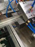 Curvatura do canto do PVC/máquina plásticas borda de borda/da extrusora perfil da faixa