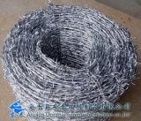 Veiligheid gegalvaniseerd / PVC gecoat prikkeldraad
