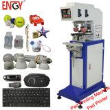 Tampoprint zwei Farbe Inkcup Auflage-Drucken-Maschine für förderndes Geschenk En-C125/2s