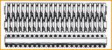 Reverse Plain Dutch Weave --- Mesh de aço inoxidável