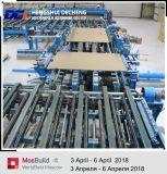 Pó do emplastro da gipsita que faz a máquina (pó Finished 80~200mesh) manufaturar o equipamento