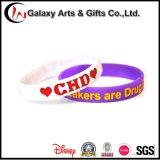 Personnalisé Fashion promotionnel Silicone Wristband Bracelet pour Cadeaux de promotion