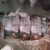 Bomba hidráulica do carregador de Wa320-3A (705-55-34160)