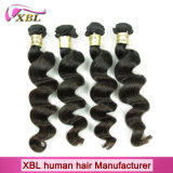 Vente en gros Loose Wave Raw Virgin Remy Human Hair