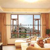 알루미늄 기울 도십시오 Windows를 별장 호텔 높은 클럽 (FT-W70)를 위해 적당한