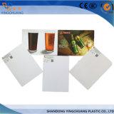 印刷物質的なPVCボードの広告