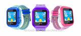 GPS étanche IP67 Kids Tracker montre avec bouton SOS (D27)