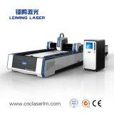 Folha de metal com Corte a Laser de fibra a mesa lançadeira LM3015A3
