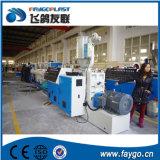 Chaîne de production d'extrusion de pipe de HDPE