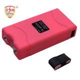 자기방위를 위한 감전을%s 가진 작은 분홍색 Taser (TW-800)