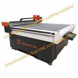 Uitstekende CNC van de Ster Trillende Machine 1313 van de Snijder van het Karton van het Mes