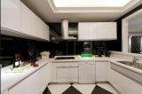 2017新しいデザイン高い光沢のあるホーム家具の食器棚Yb1709459