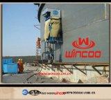 Bas pour compléter la machine de soudure pour la machine automatique de soudure continue de périmètre de réservoir de projet de réservoir
