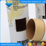El cilindro impreso personalizado Caja de papel con ventana
