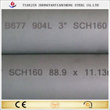 De Pijp/de Buis van het Roestvrij staal ASTM 201/310/310S/316/904L/17-4pH/409 in Voorraad