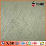 2015 Nuevo producto El precio más bajo amarillo de poliéster perforado panel compuesto (AE-38B)