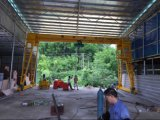 Mh Type Electric Hoist Bridge Crane mit Highquality