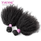 卸売価格のアフリカのねじれた巻き毛のバージンのブラジル人の毛