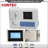 Matériel Digital d'hôpital un Électrocardiographe-Contec de machine de la Manche ECG