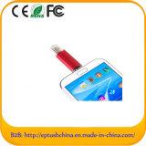 Logotipo personalizado Celular Unidade Flash USB OTG (EJ004)