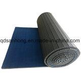 Esteras del Cheerleading para el suelo de las esteras del judo de Tatami del rodillo de Flexi de la venta/el rodillo de las esteras de la gimnasia