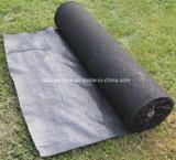 PP 바늘에 의하여 구멍을 뚫는 잔디밭 잡초 방제 직물