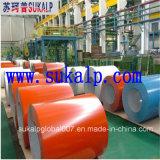 Importador de aço revestido cor da bobina