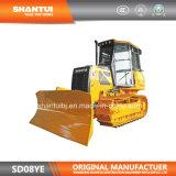 Shantuiの公式の製造業者の完全油圧ブルドーザー(SD08YE)