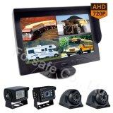 De ReserveCamera van de Monitor van de Vierling van het Systeem van de Beeldverwerking van met 4 Beelden van de Mening voor de Veiligheid van de Visie van het Landbouwbedrijf