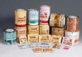 알루미늄 호일 식품 포장을%s 박판으로 만들어진 롤필름을 인쇄하는 관례