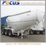 De zelf Dumpende het Leegmaken Korrelige Materiële Aanhangwagen van de Vrachtwagen van de Tanker