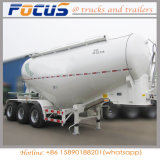 Auto Dumping material granular de descarga do reboque do caminhão-tanque
