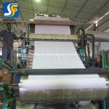 기계를 만드는 제지 공장 기계장치 생산 일간신문 공급 화장지