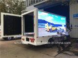 LEIDENE van Ollin van Foton 4X2 P8 Vrachtwagen, de LEIDENE Vrachtwagen van de Reclame, Kleine LEIDENE Mobiele Vrachtwagen voor Verkoop