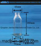 Bottiglia di vetro all'ingrosso della bevanda della bottiglia della bevanda della bottiglia per il latte