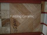Nuevos azulejos de suelo esmaltados de cerámica de la inyección de tinta rústica