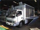 De Kleine LEIDENE van Dongfeng DFAC LEIDENE van de Vertoning Truck/P8 Vrachtwagen van de Reclame