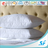 Bed domestico Linen Quilted Pillow Cover Pillow Caso & Feather Pillow per Decorative