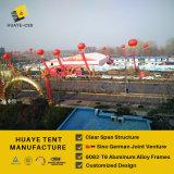 Немецкий шатер выставки стандарта качества для сбывания (hy196b)