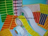 Печатание и упаковывает все виды ярлыка цвета